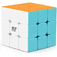 Speed Cube - Stickerless Magic Cube Puzzles Toys, The Most Educational Toy to Effectively Improve Your Child's…