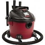 6 Gallon Capacity, 2.5 HP, 7.25 Amp, Wet and Dry Vacuum