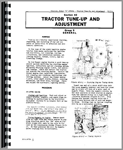 - John Deere R Tractor Service Manual