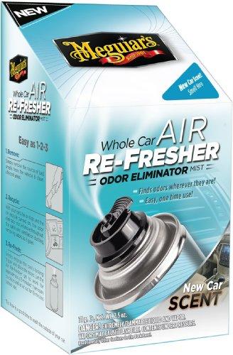 Meguiar S Whole Car Air Refresher Review