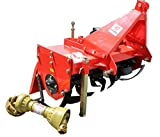 Farmer Helper 41'' Heavy Duty Rotary Tiller Cat.1 3pt 18+ hp Rating (FH-IGN105)