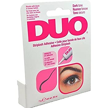 b5c80885497 Amazon.com : ARDELL Duo Eyelash Adhesive Dark Tone 0.25oz/7g : Fake ...