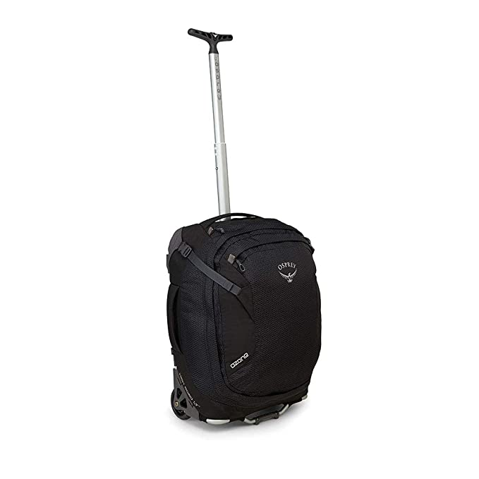 Osprey Ozone 36 Unisex Lightweight Wheeled Travel Pack - Black (O/S)