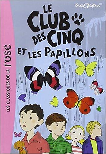 Amazon Fr Le Club Des Cinq Tome 17 Le Club Des Cinq Et