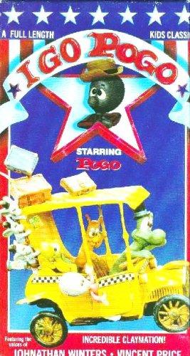 Anime Disney Characters (Pogo For President - I Go Pogo [VHS])