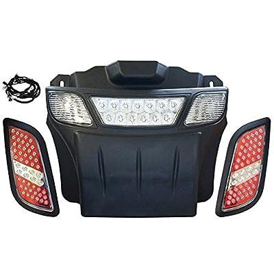 LED Light Bar Kit for EZ-GO RXV Golf Carts