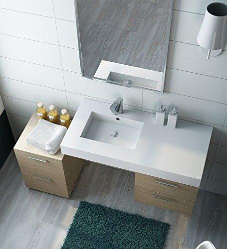 Mobili per bagno amazon great mobile bagno bianco for Amazon lavabos
