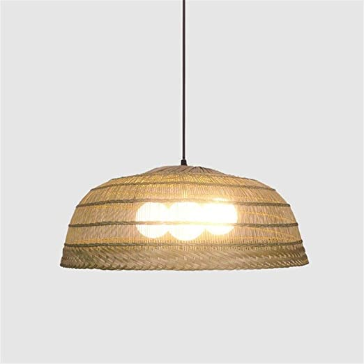 luminaire osier rotin. Black Bedroom Furniture Sets. Home Design Ideas