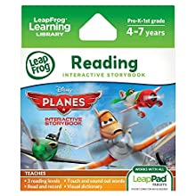 LeapFrog Disney: Planes Interactive Storybook for LeapPad Tablets