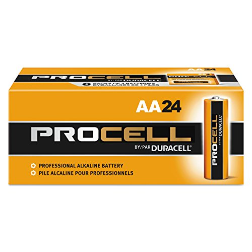 : Duracell PC1604BKD Procell Alkaline Batteries, 9V (Pack of 12) – color and style would possibly range