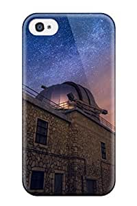 4182816K29571165 Fashion Tpu Case For Iphone 4/4s- Milkway Defender Case Cover