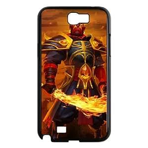 EMBER SPIRIT Samsung Galaxy N2 7100 Cell Phone Case Black DIY Gift pxf005-3661729
