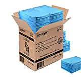 PETSWORLD Cat Pad Refills for Tidy Cats Breeze Litter System 100 Pads for Cat Litter Box Totally Redesigned