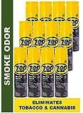 Zep Smoke Odor Eliminator 16 Ounce ZUSOE16 (Case of 12) Eliminate Cannabis (Marijuana) and Tobacco Odors