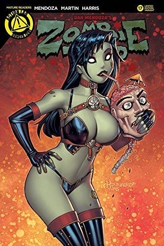 Zombie Tramp Ongoing #17 Kinnaird Variant PDF ePub book