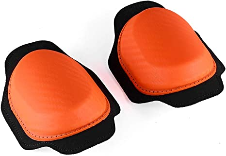 Universal Kneepad Sliders Racing Knee Pad Protector Red