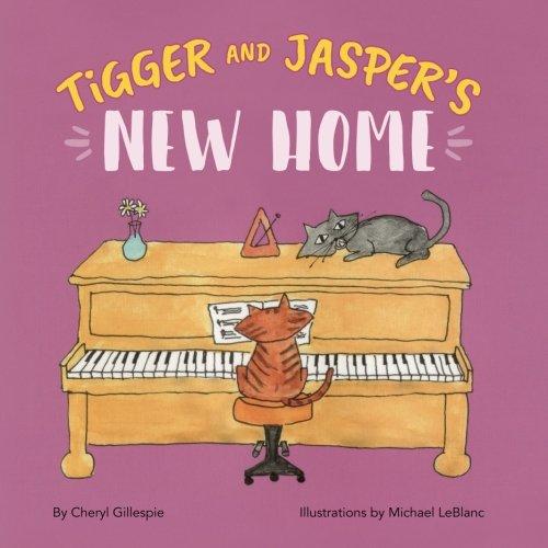Tigger And Jasper's New Home (Jasper Cat)