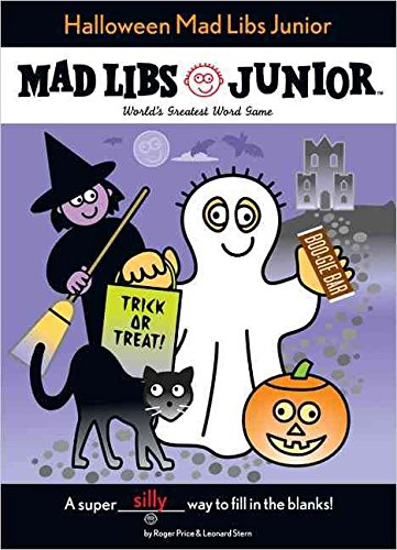 [(Halloween Mad Libs Junior)] [By (author) Roger Price ] published on (August, 2005)]()