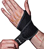 HiRui 2 Pack Wrist Compression Strap and Wrist