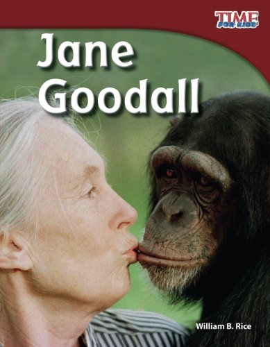 Jane Goodall  Time For Kids  Nonfiction Readers