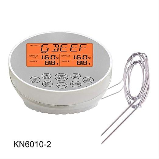 Termómetro digital de cocina para horno Carne Barbacoa Barbacoa ...