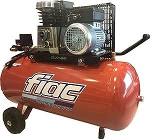 Fiac AB 100–268 M - Compresor de aire con transmisión por correa ...