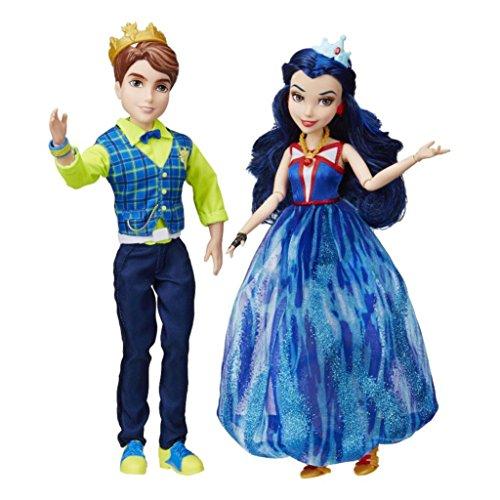 Disneys Descendants Neon Exclusive Ben and Evie by Disney
