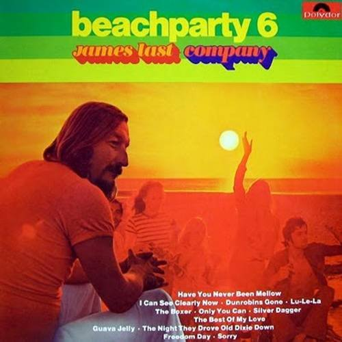 James Last - James Last - Beachparty 6 - Polydor - 2371 585 - Zortam Music