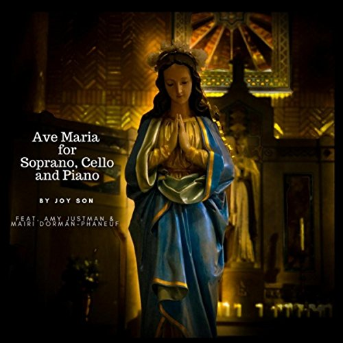 Ave Maria for Soprano, Cello and Piano