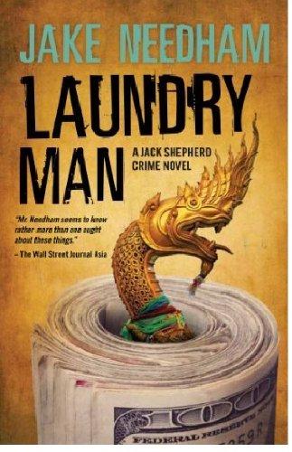 Laundry Man (Jack Shepherd, No. 1) pdf