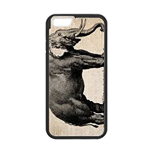 iphone6 4.7 inch Phone Cases Black Vintage Elephant FNR719139