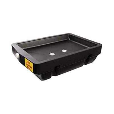 Midwest Can Company Closed Top Drain Pan - 9qt. 6601: Automotive