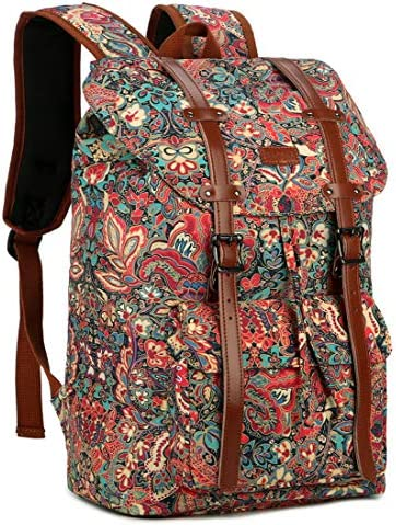 College Daypack Rucksack Backpack Multicolour product image