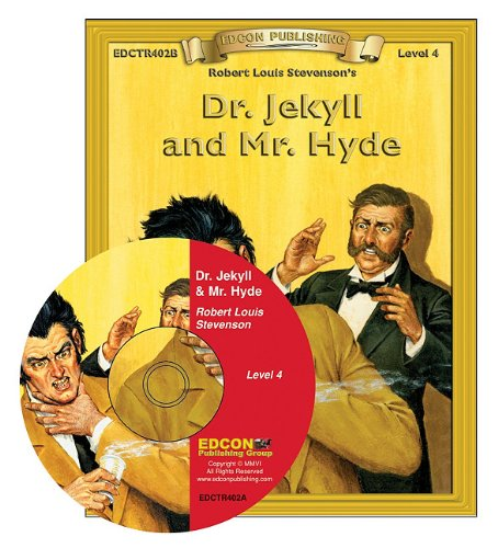 Dr Jekyll & Mr. Hyde Read Along: Bring the Classics to Life Book and Audio CD Level 4 [With CD]