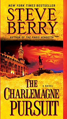 - The Charlemagne Pursuit: A Novel (Cotton Malone Book 4)