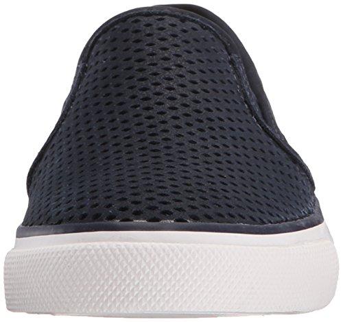 Top Fashion Sneaker Navy Seaside Sider Sperry Women's 46UxqBwFw