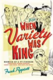 When Variety Was King, Frank Peppiatt, 1770410295