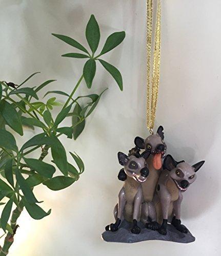 Disney Lion King Hyena Banzai Ed & Shenzi Christmas Ornament Style May Differ ... (The Lion King Shenzi Banzai And Ed)