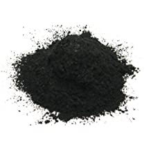 Dark Black Mica Powder15 grams, Black Metallic Powder, Pearl Pigment Powder, Cosmetic Mica Powder for Lipsticks, Lip Balm, Bath bombs and More, Slice of the Moon