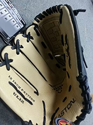 "Easton Ultra Lite 12"" Inch UL12 LHT Left-Hand Throw Lefty Baseball Glove"