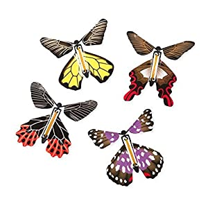 Wind-Up Magic Butterflies