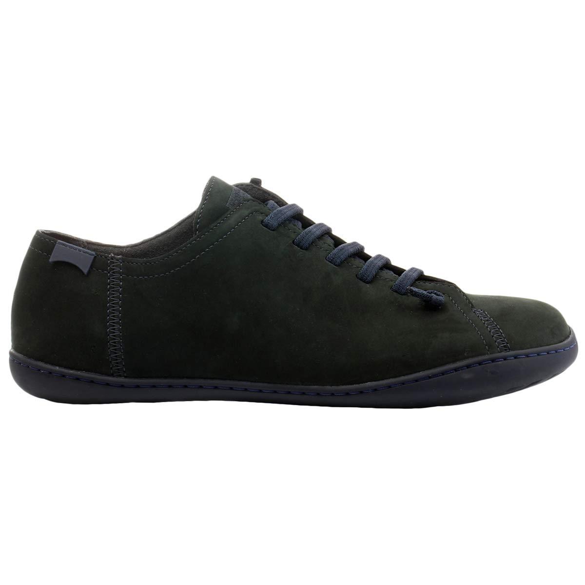 Charcoal Camper Mens Peu Cami Leather shoes
