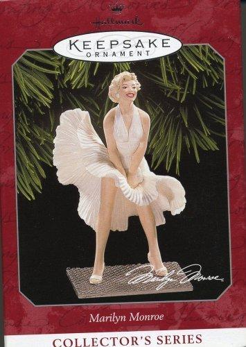 (Hallmark Keepsake Ornament Marilyn Monroe Collector's Series)