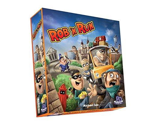Rob ´n Run