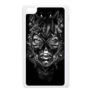 Catwoman YT5021689 Phone Back Case Customized Art Print Design Hard Shell Protection Ipod Touch 4