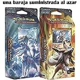 Pokemon Sol y Luna (Caja de 18 sobres en Castellano) (EvolutionJuegos): Amazon.es: Juguetes y juegos