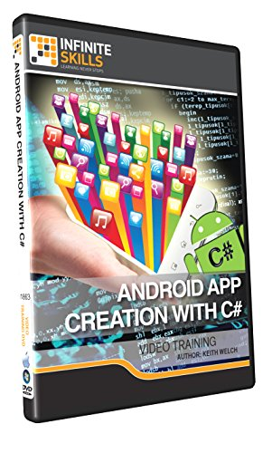 Android App Creation With C# - Training DVD