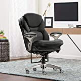 #4. Serta Works Ergonomic Executive Office Chair