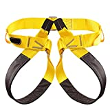 ROBAG Rock Climbing Harness Outdoor Half-Length Mountaineering Cave Safety Belt Simple Fast Belt