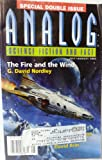 img - for Analog Science Fiction and Fact, July/August 2003 (Volume CXXIII, No. 7 & 8) book / textbook / text book